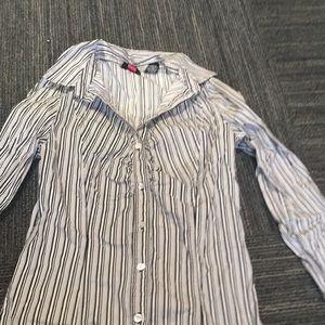 Tops - Casual Button Down Shirt